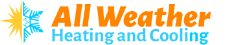 All Weather Heating and Cooling, LLC Logo