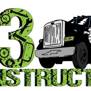 E3consrtruction Logo