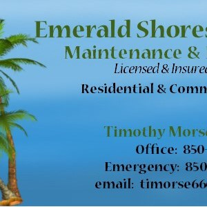 Emerald Shores Maintenance And Repair LLC Cover Photo