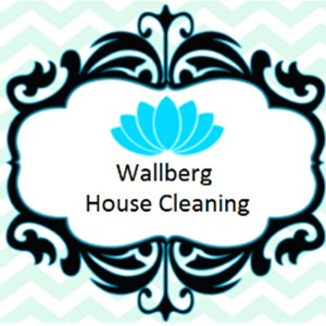 Wallberg House Cleaning Logo