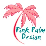 Pink Palm Design, LLC Logo