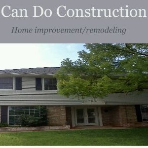 Can Do Construction & cleaning LLC Logo