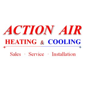 Action Air Heating & Cooling Logo