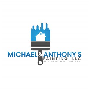 Michael & Anthonys Painting, LLC Logo
