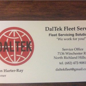 DalTek Fleet Services Logo