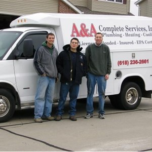 A & A Complete Services Cover Photo