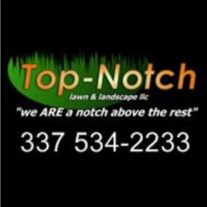 Top Notch Lawn & Landscape Logo