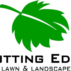 Cutting Edge Lawn & Landscape Logo