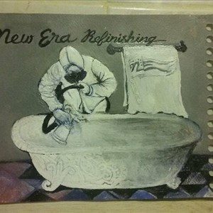 New Era Refinishing Logo