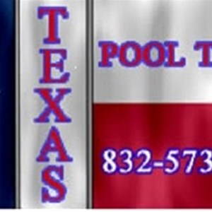 Texas Pool School Logo