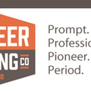 Pioneer Roofing Co Logo
