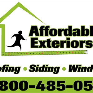 Affordable Exteriors, LLC Logo