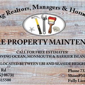 Shore Property Maintenance, LLC Cover Photo