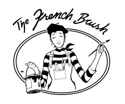 The French Brush Logo