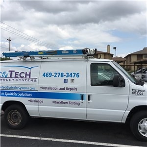 Ecotech Sprinkler Systems Logo