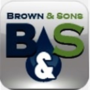 Brown and Sons Plumbing Air Conditioning & SLAB LEAK REPAIR Logo