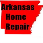 Arkansas Home Repair Logo