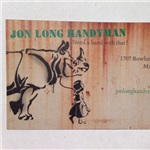 Jon Long Handyman Cover Photo