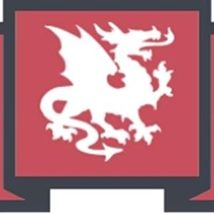 Knight Dragon Moving & Trucking Logo