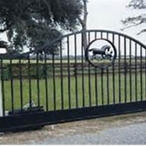 Landscape & Fence Solutions Logo