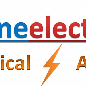 A One Electric Logo