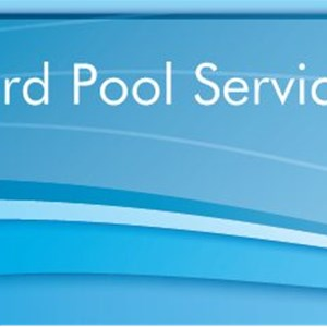 Jims Backyard Pool Service Logo