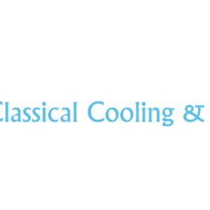 Classical Cooling & Heat Logo