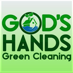 Gods Hands Green Cleaning Cover Photo