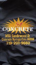 SC Concrete Co. Logo
