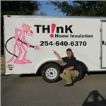 Think Home Insulation Logo