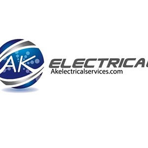 AK Electrical Services Logo