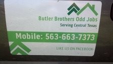 Butler Brothers Odd Jobs Logo
