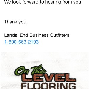 O The Level Flooring Logo