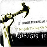 Affordable Flooring And Home Repair Services Logo