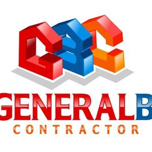 General B Contractor Logo