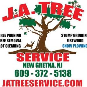 J Tree Svc Logo