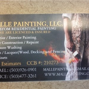 Malle Painting Cover Photo