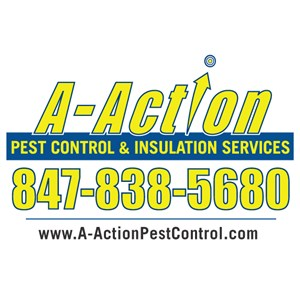 A-Action Pest Control, Inc. Logo