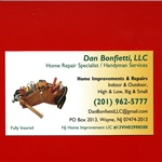 Dan Bonfietti, LLC Logo