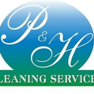 P&h Cleaning & Services Logo