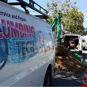 Plumber Santa Clara Ca-plumbing Tech Incorporated Logo