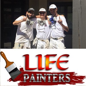 Life Painters, LLC Logo