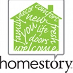 Homestory Doors & More Logo