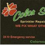 Colorscaping Logo