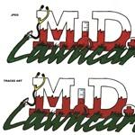 Md Lawncare Logo