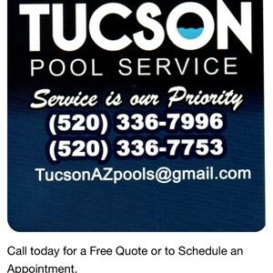 Tucson Pool Service Logo