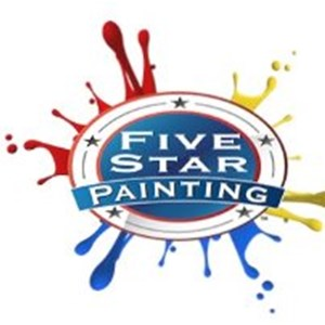 Five Star Painting of Long Beach Logo