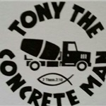 The Concrete Man Cover Photo