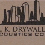 A.k. Drywall & Acoustics Corp. Cover Photo