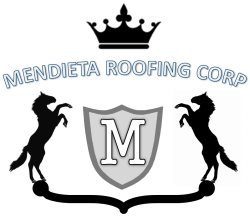 MENDIETA ROOFING CORP Logo
